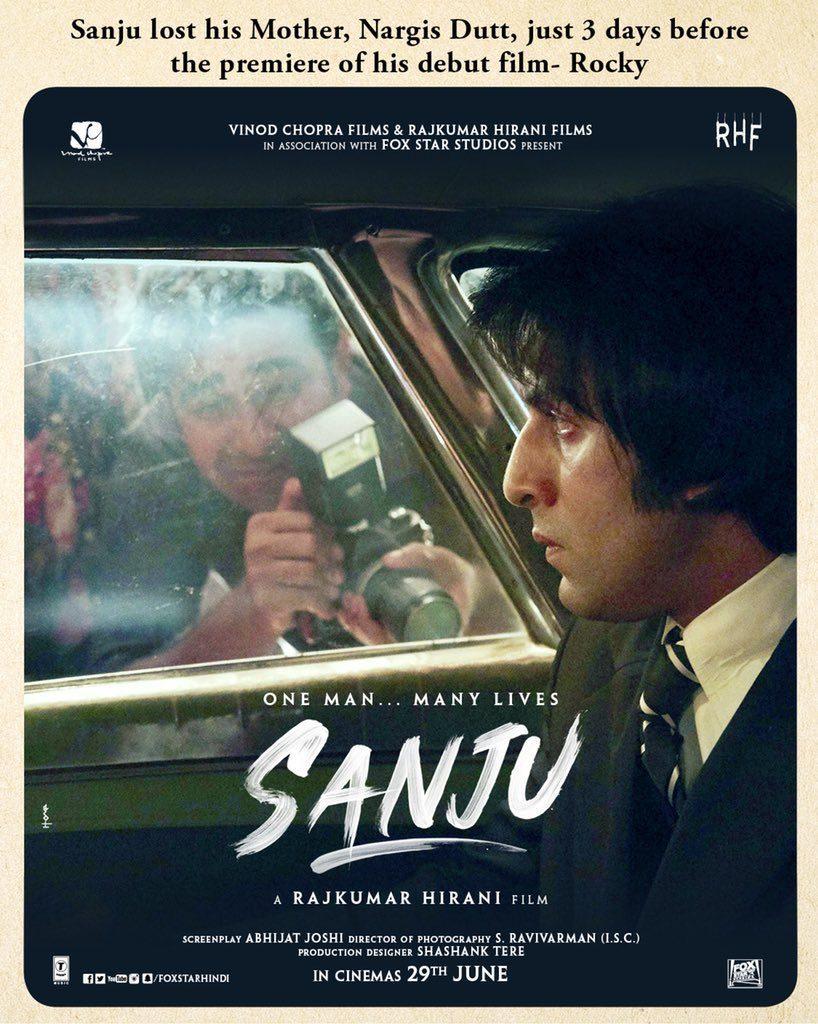 Sanju Starts With a BANG On 2 Sunday
