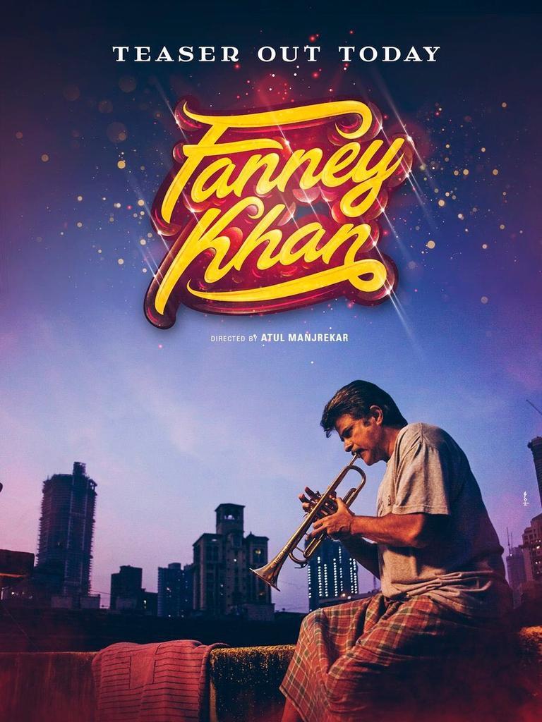 Fanney Khan Teaser Released Today ( google images)