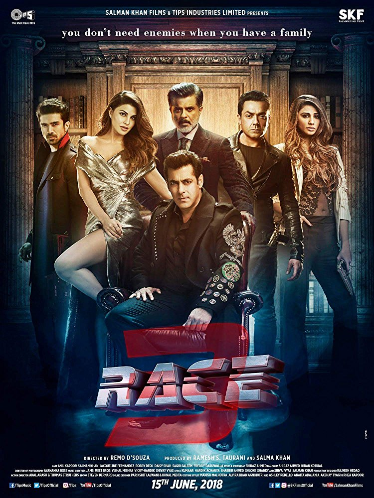 Race 3 BLOCKBUSTER Start On Day 1 In Pakistan