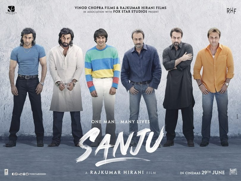 Sanju Box Office Collection : Ranbir Kapoor Breaks Box Office Records ( google images )