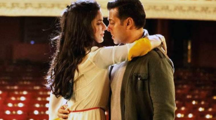 Viral Videos : Salman Khan calls Katrina Kaif 'baby' ( google images