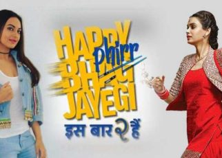 Happy Phirr Bhag Jayegi Box Office Collection Day 11