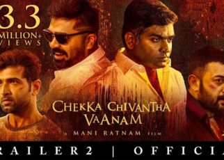 Chekka Chivantha Vaanam Box Office Collection Day 5