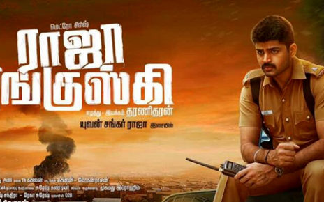 Raja Ranguski Box Office Collection Day 2