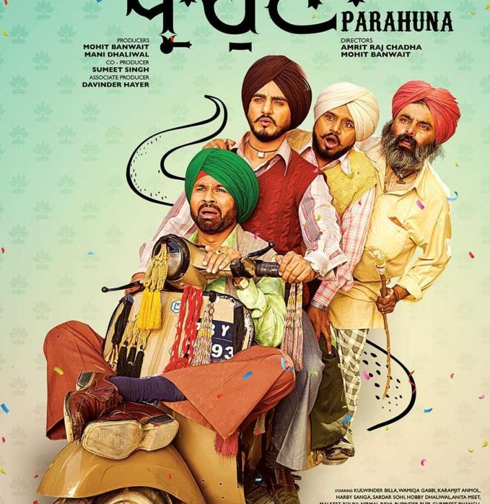 Parahuna Box Office Collection Day 3