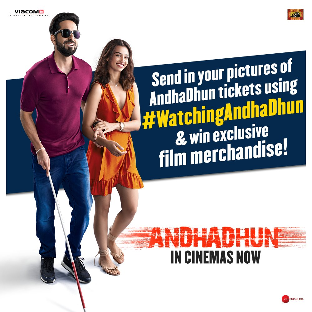 AndhaDhun Box Office Collection Day 14