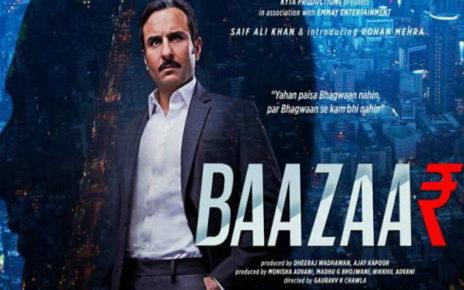 Baazaar Box Office Collection day 2