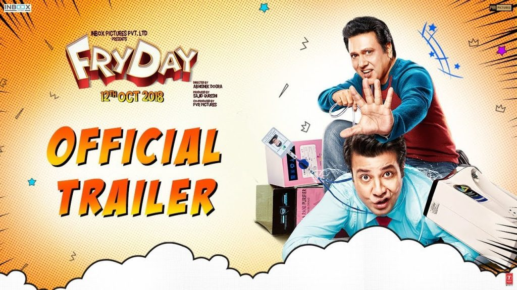 FryDay Box Office Collection Day 5