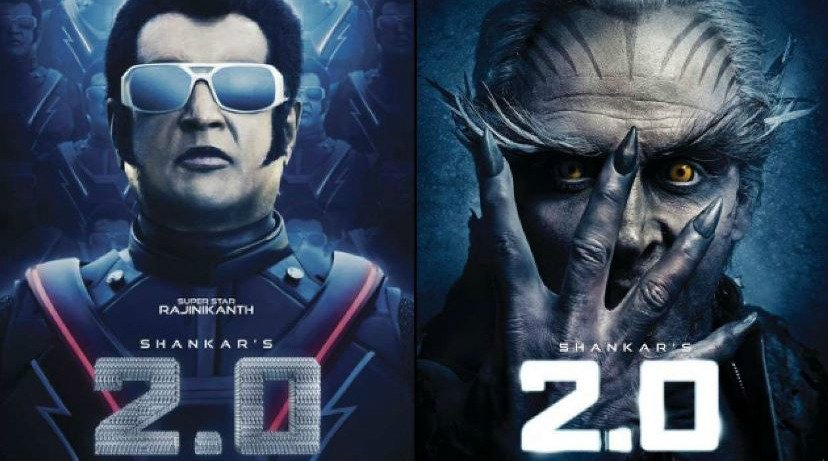 2Point0 Box Office Collection Day 31
