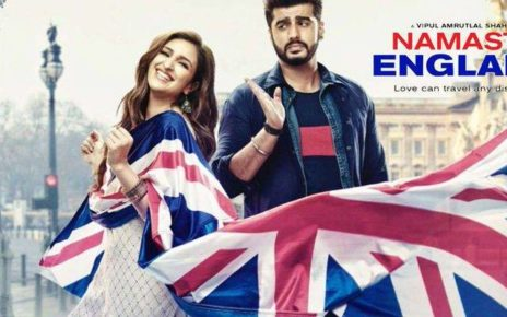 Namaste England Box Office Collection Day 8