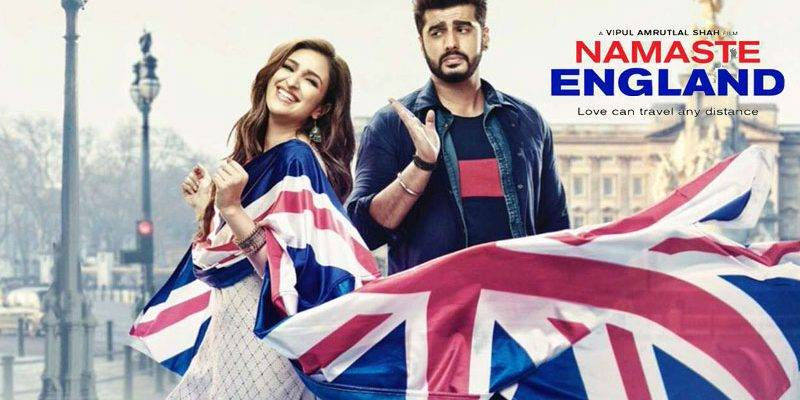 Namaste England Box Office Collection Day 2