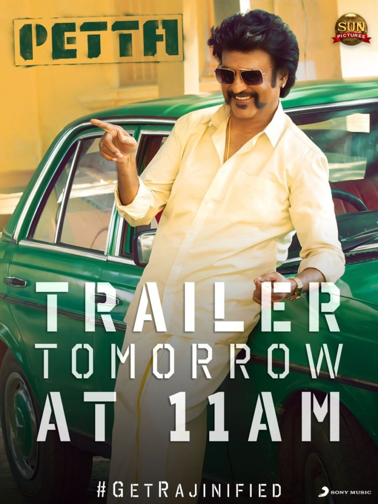 Petta fourth Day Collection