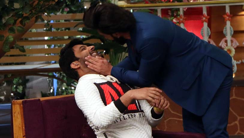 kapil sharma and ranveer