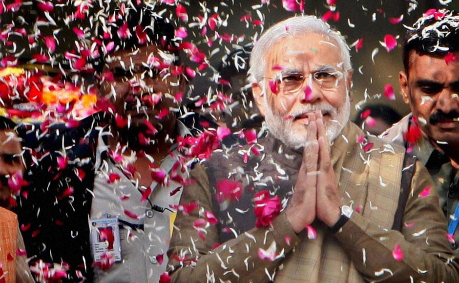 Prime minister Narendra Modi Rally Updates