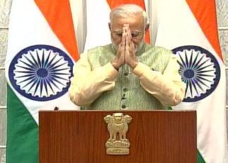 PM Narendra Modi in Chittorgarh