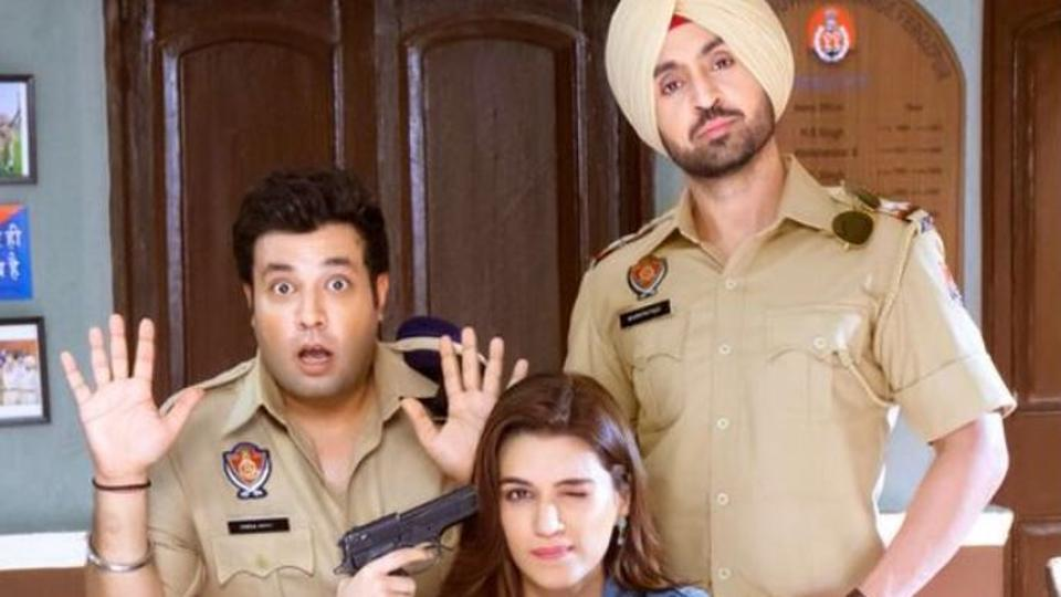 Arjun Patiala Box Office Collection Day 7