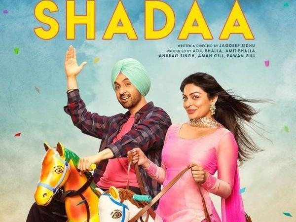 Shadaa Box Office Collection 39