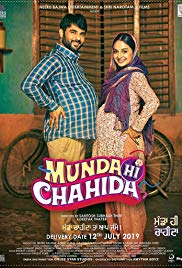 Munda Hi Chahida Box Office Collection Day 1