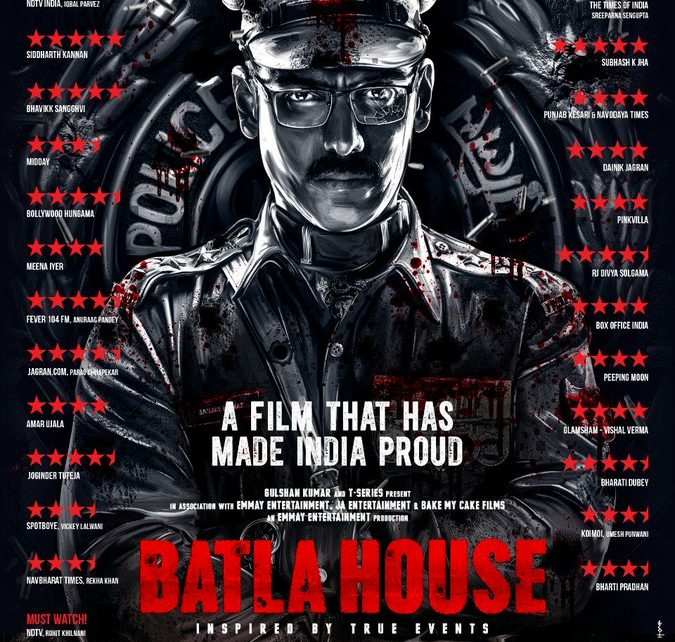 Batla House 12h Day Box Office Collection