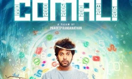 Comali Box Office Collection Day 6