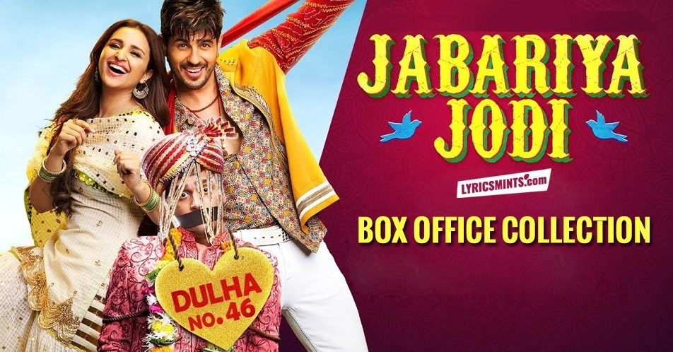 Jabariya Jodi Box Office Collection Day 4
