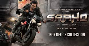 Saaho Box Office Collection Day 9