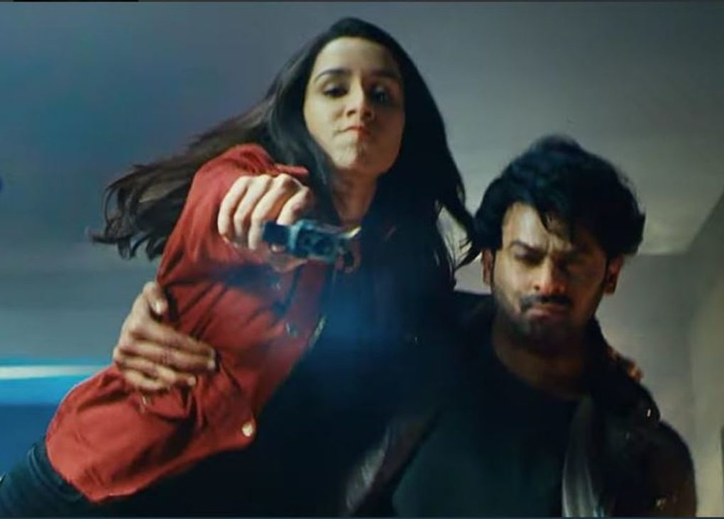 Saaho Box Office Collection Day 2