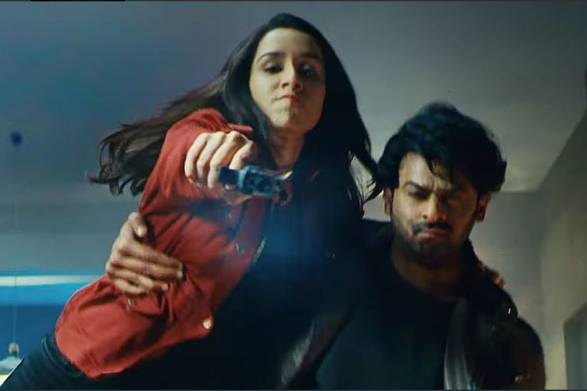 Saaho Box Office Collection Day 5