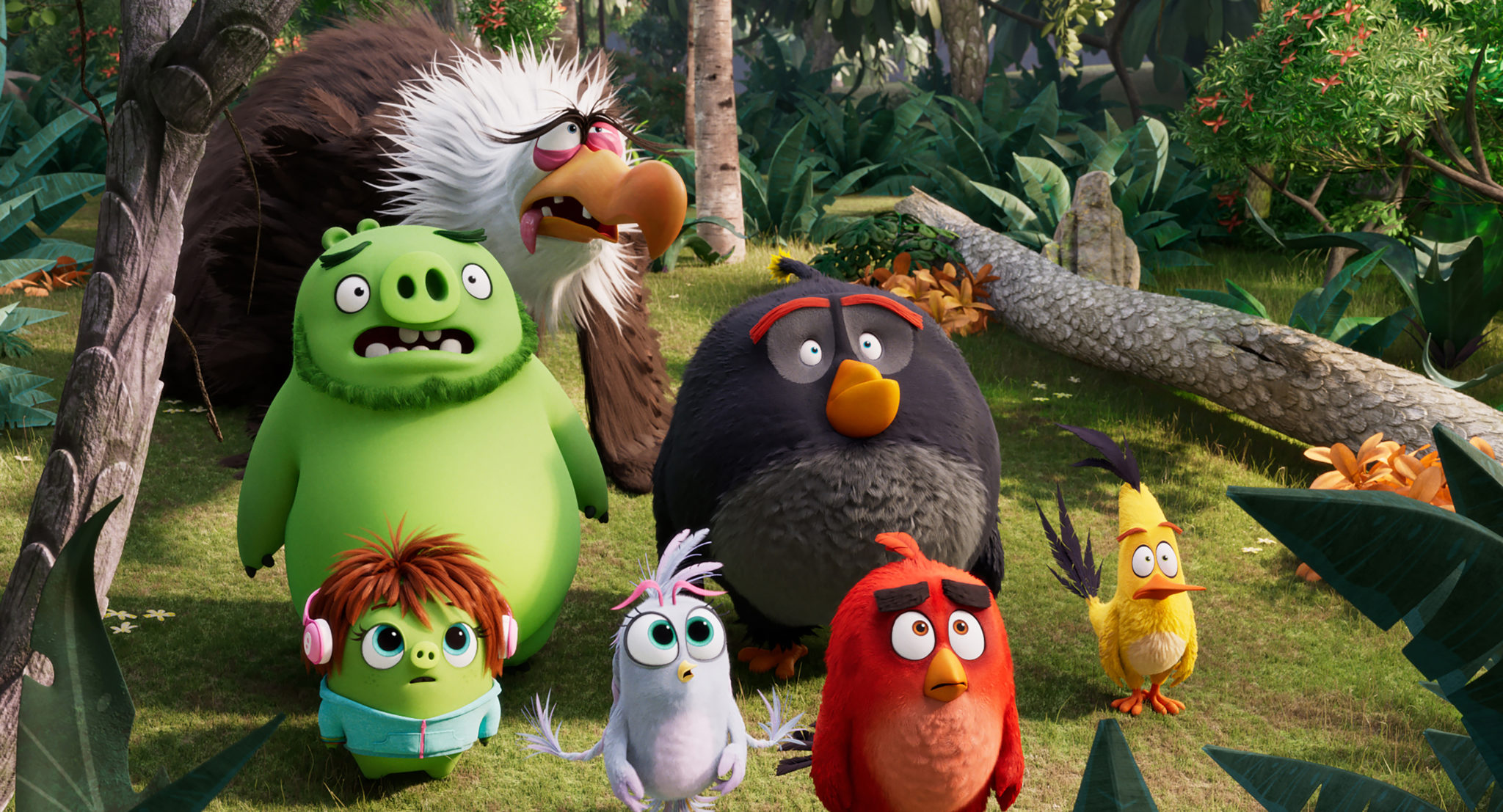 The Angry Birds Movie 2 Box Office Collection Day 2