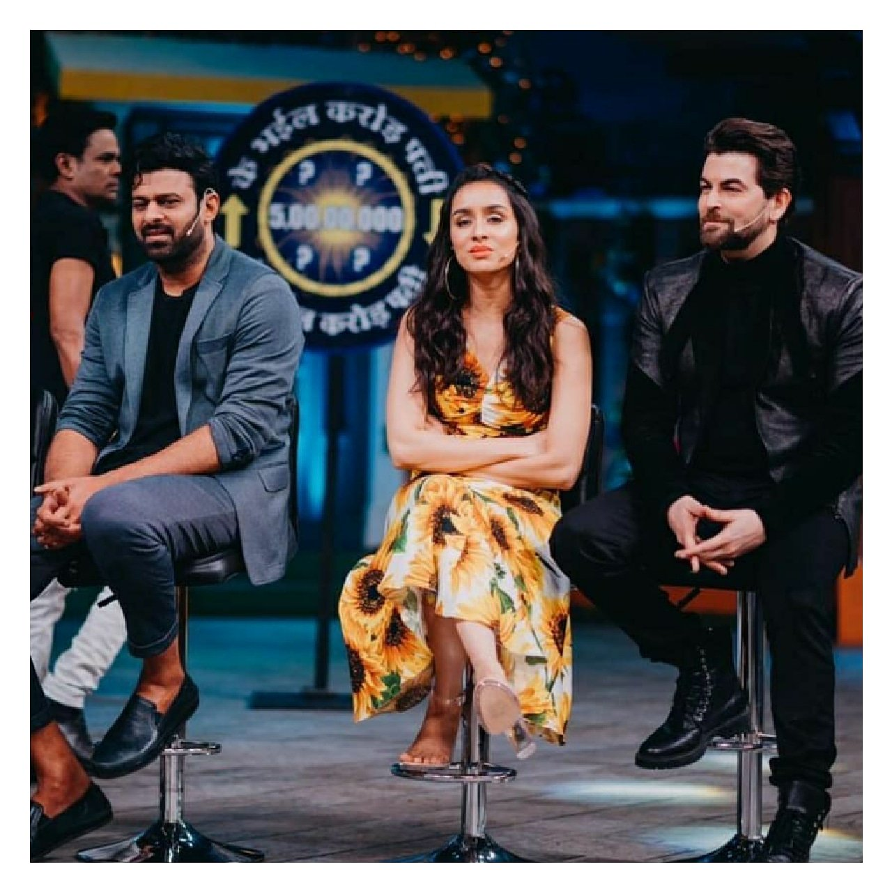 prabhas on kapil sharma show