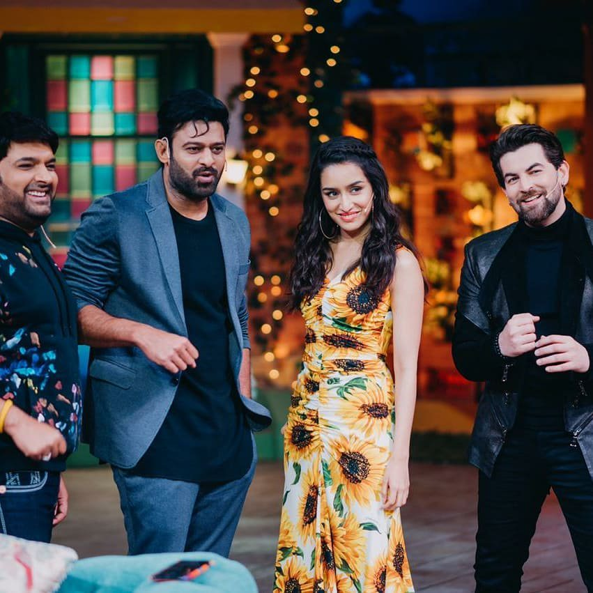 Prabhas On The Kapil Sharma Show