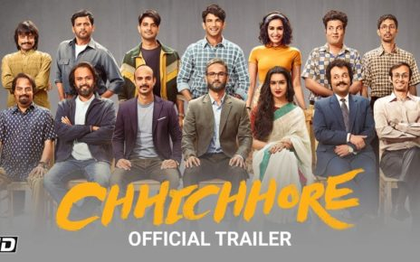 Chhichhore Box Office Collection Day 24