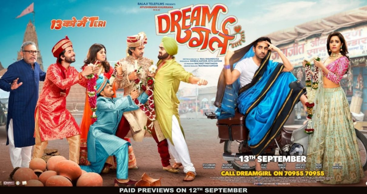Dream Girl Box Office Collection Day 10