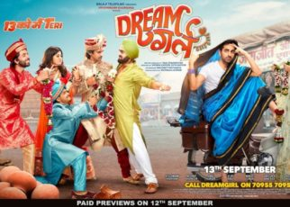 Dream Girl Box Office Collection Day 17