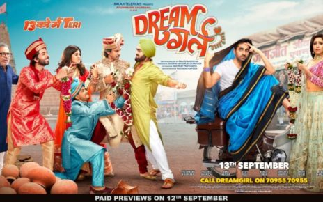 Dream Girl Box Office Collection Day 9