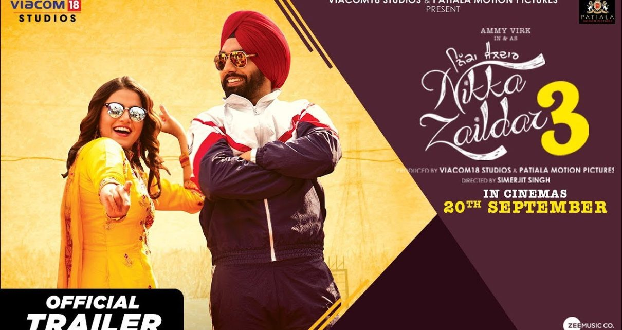 Nikka Zaildar 3 Box Office Collection Day 7