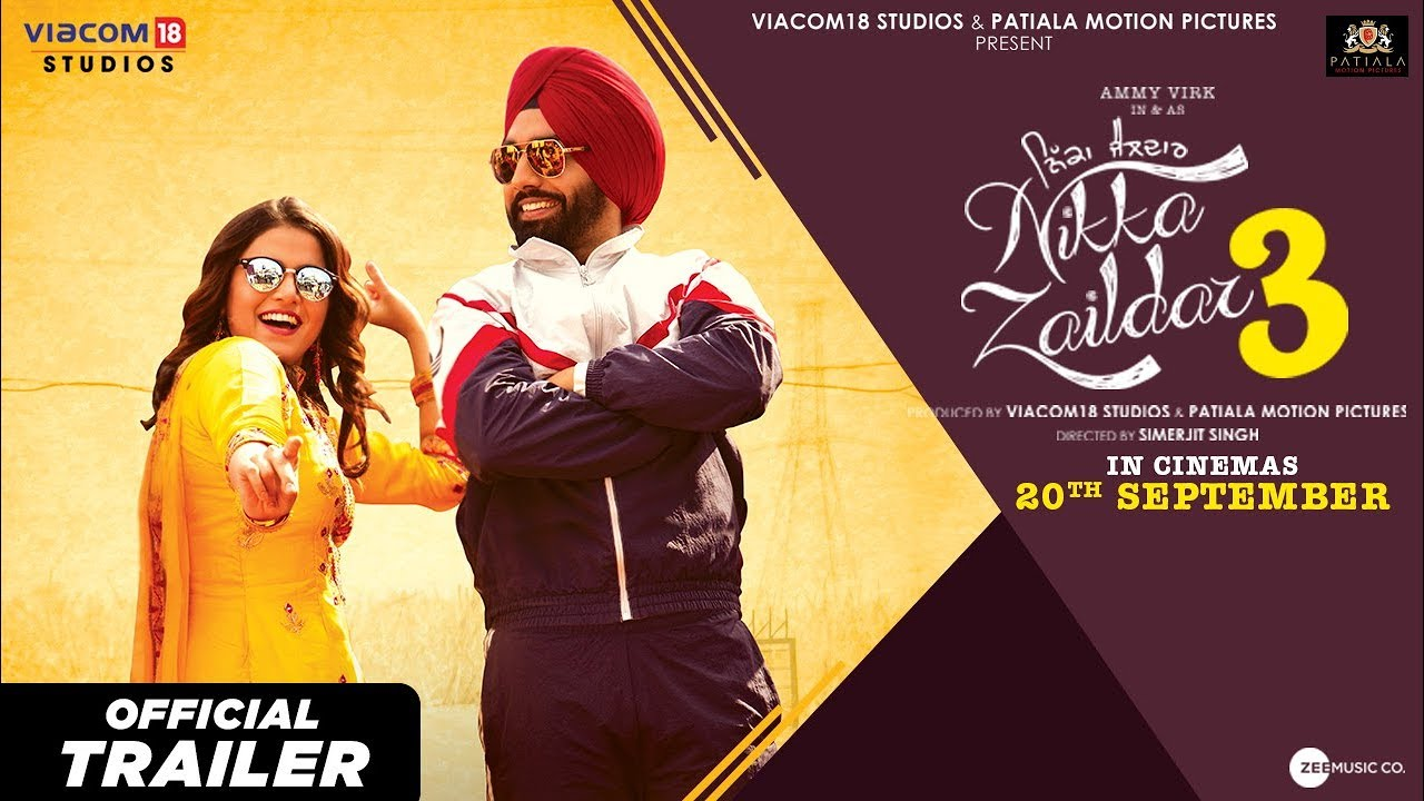 Nikka Zaildar 3 Collection 1st day