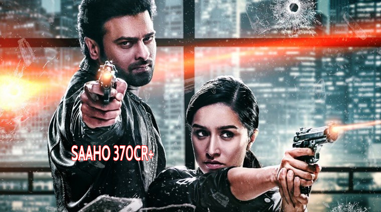Saaho 20th Box Office Collection