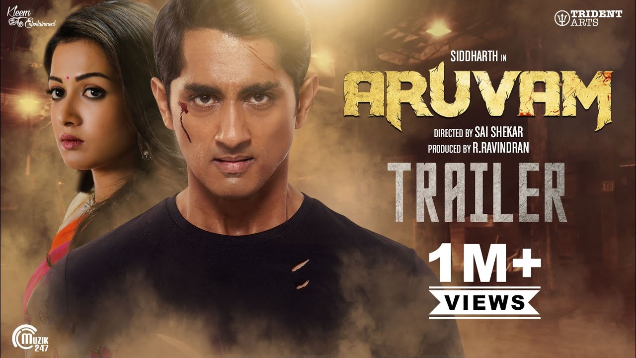Aruvam Box Office Collection Day 1