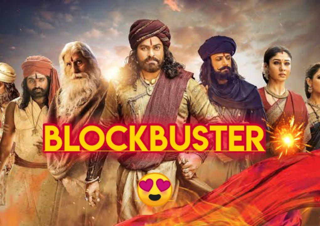 SSye Raa Narasimha Reddy Box Office Collection Day 9