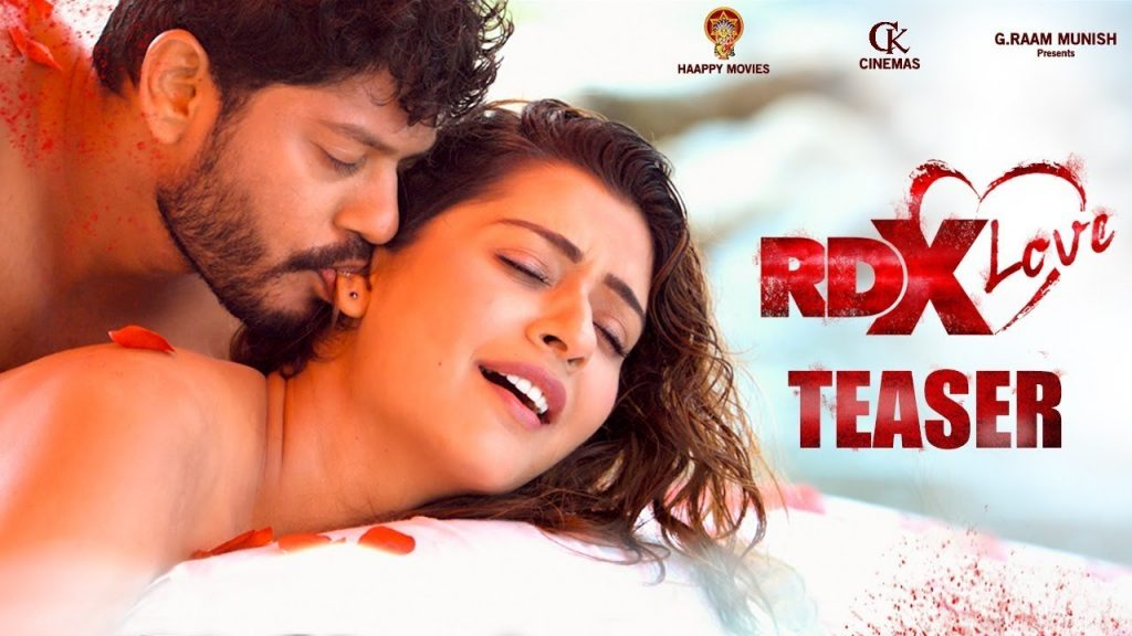 RDX Love Box Office Collection Day 1