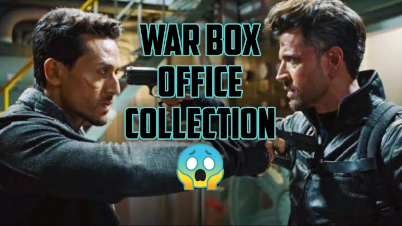 War Box Office Collection Day 1