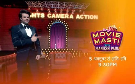 Movie Masti with Manish Paul