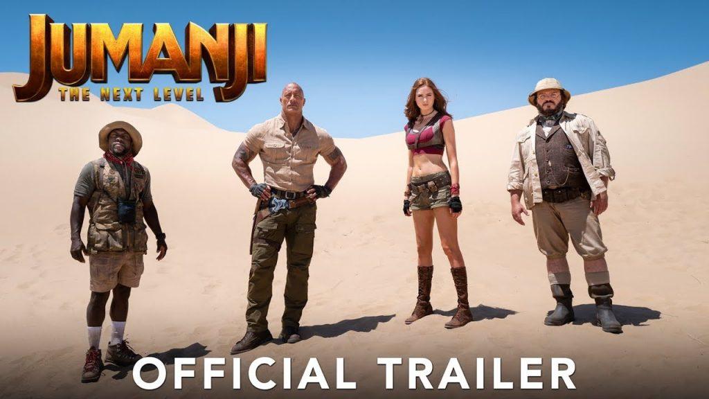 Jumanji: The Next Level Full Movie 720p