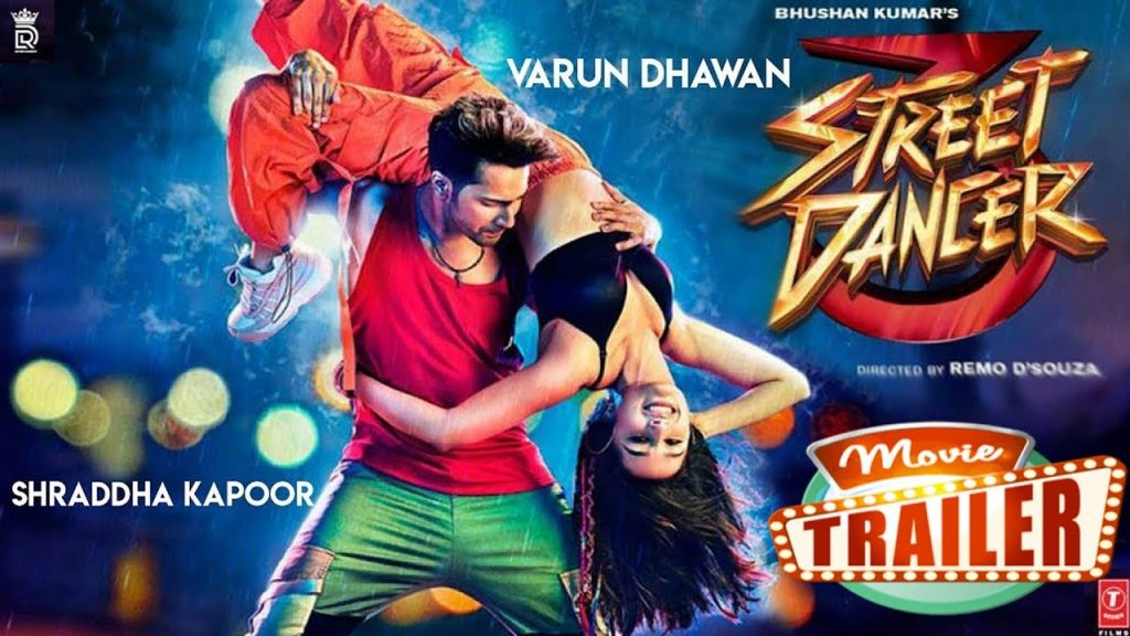 Street Dancer 3D Movie Trailer Review