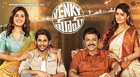 Venky Mama Box Office Collection Day 3