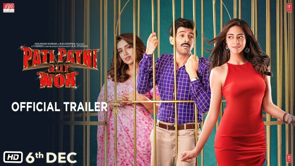 Pati Patni Aur Woh Box Office Collection Day 6