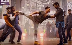 Baaghi 3 Box Office Collection Day 1