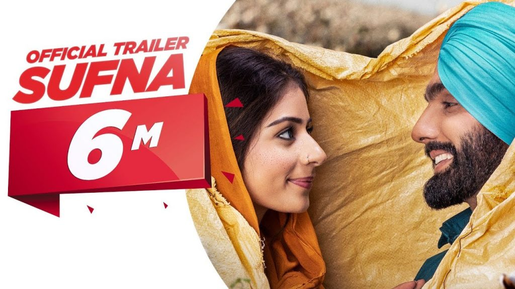 Sufna Box Office Collection Day 1
