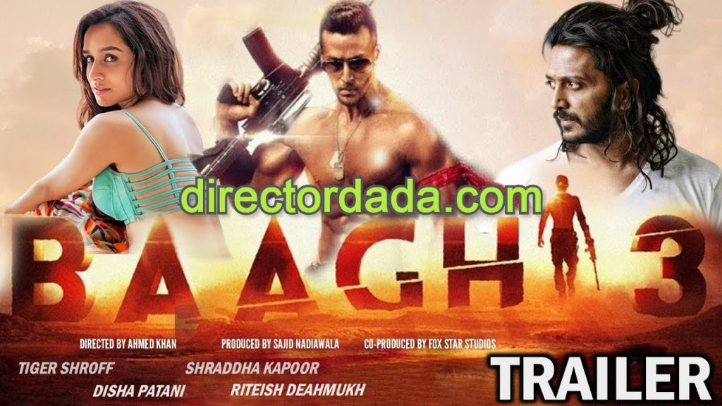 Baaghi 3 Box Office Collection Day 2